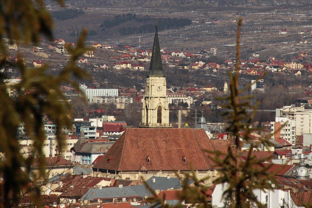 Города Румынии. Клуж-Напока | Статья на awaytravel.ru