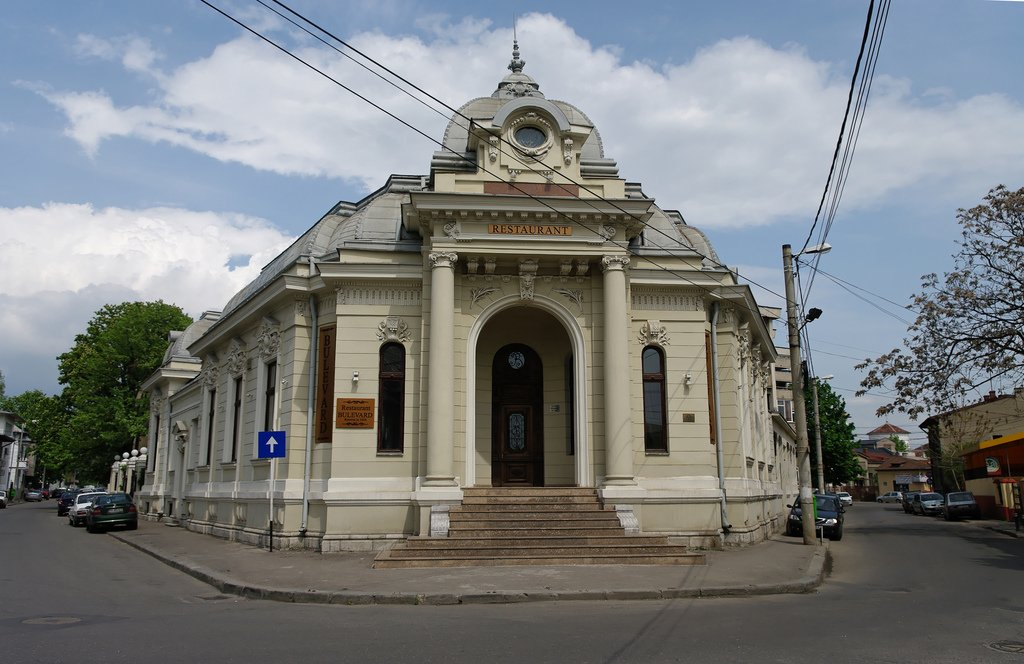 - Romanian architectural styles ...