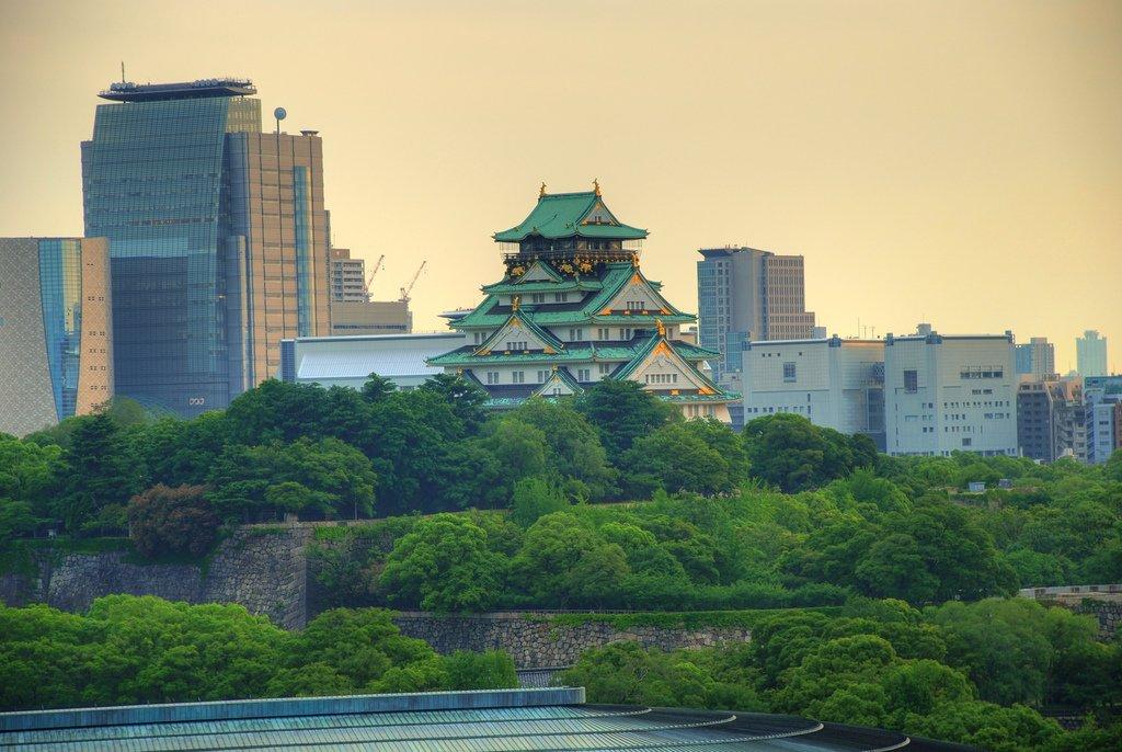 Картинки по запросу Осака в Японии