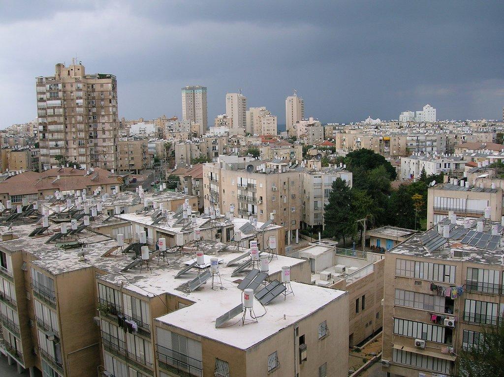 бат ям израиль фото