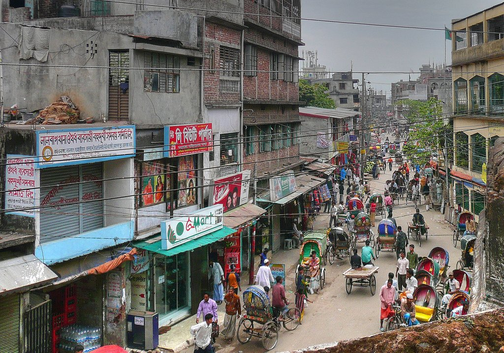 urbanization in bangladesh