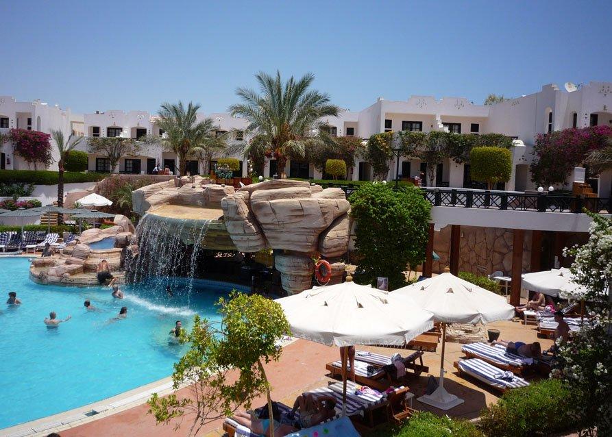лучшие отели в шарм эль шейхе