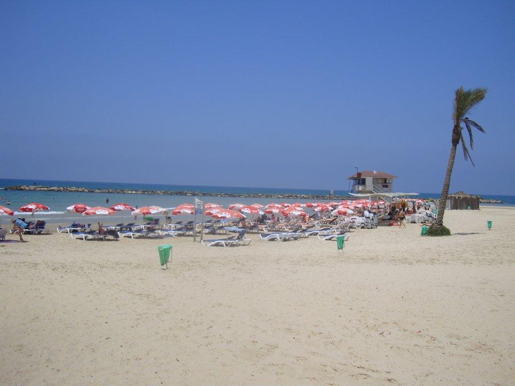нетания фото пляжи