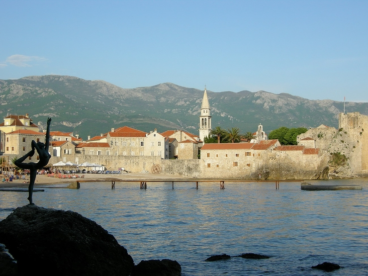 Время будва черногория