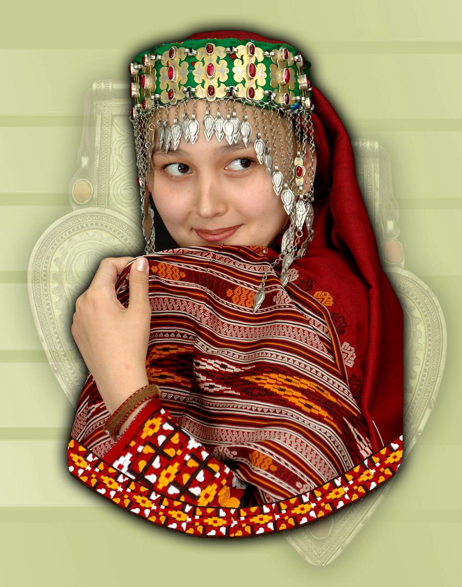 Туркменские Шлухи